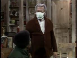 Take off that stupid mask!