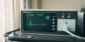 - [EKG monitor flatlining] - [nurse] Flatlining!