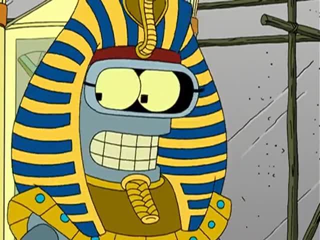 Mighty Pharaoh, it hurts when I breathe.