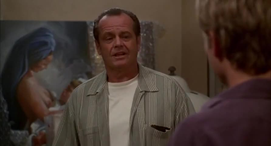 as good as it gets flim Other articles where as good as it gets is discussed:brooks scored another hit with as good as it gets (1997), which presented a romance between an aging curmudgeon (played by jack nicholson) and a single mother (helen hunt) and garnered oscars for both of its leads.