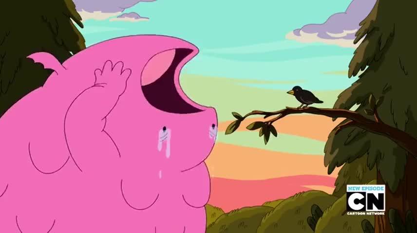 Adventure Time Jay And Bonnie YARN | Bonnie &...