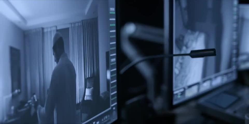 [watcher] Hallway is clear.
