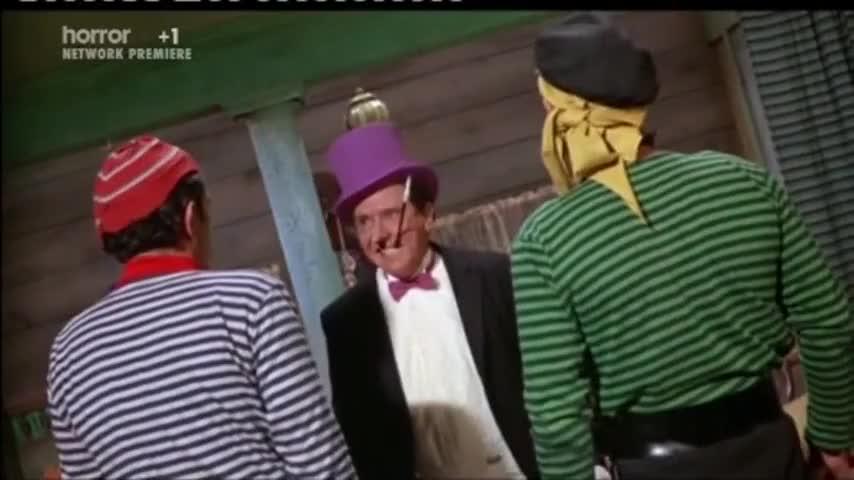 - Yo-ho! - Yo-ho! - Yo-ho what?