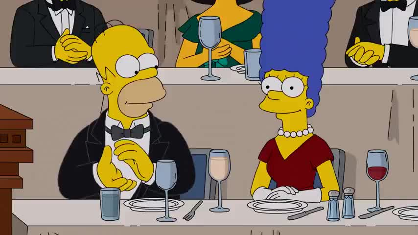 ...and First Doofus Homer Simpson.