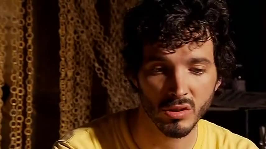 """Quiz for What line is next for """"Flight of The Conchords S01E01""""? screenshot"""