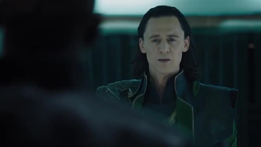 LOKI: It burns you to have come so close.