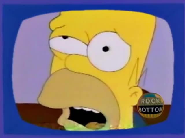 - Mr. Simpson, no! - Dramatization: May not have happened.