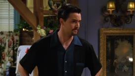 """""""Nice to meet you, Chandler Bing. Bing!"""""""