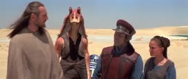 """Quiz for What line is next for """"Star Wars: Episode I - The Phantom Menace """"?"""
