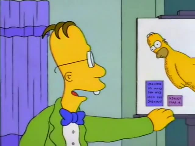 - They will then rendezvous in Mr. Simpson's lower colon. - [ All ] Ew!