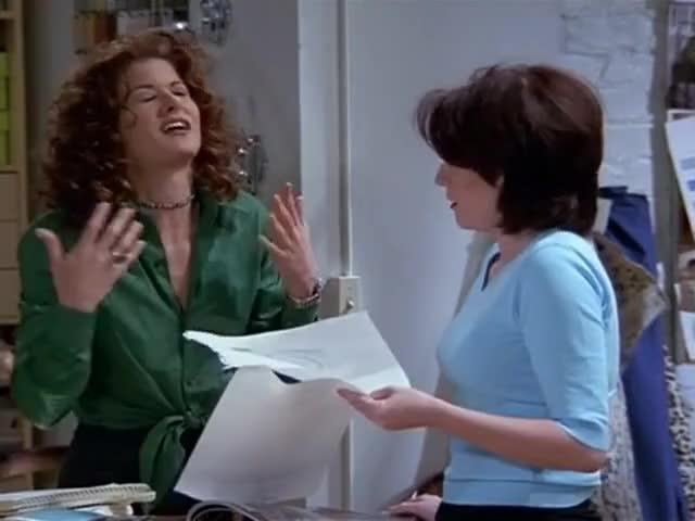 I feel like The Miracle Worker. Good, Karen, good!
