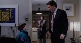 - He's smart. He's a doctor. - He's not a doctor. He's a psychiatrist.