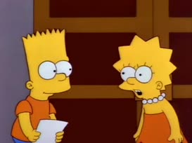 Bart, I am not going to learn ancient Hebrew.