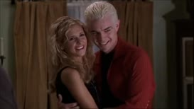 Spike and I are getting married.