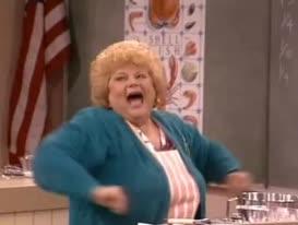 - ♪ I'm bakin' a cake ♪ - ♪ Whew! ♪