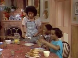 Mom, I wanted my eggs scrambled.
