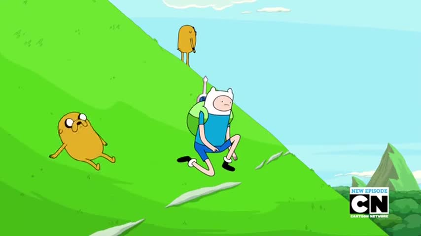 """Quiz for What line is next for """"Adventure Time with Finn and Jake """"? screenshot"""