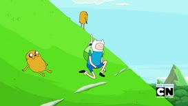 """Quiz for What line is next for """"Adventure Time with Finn and Jake """"?"""