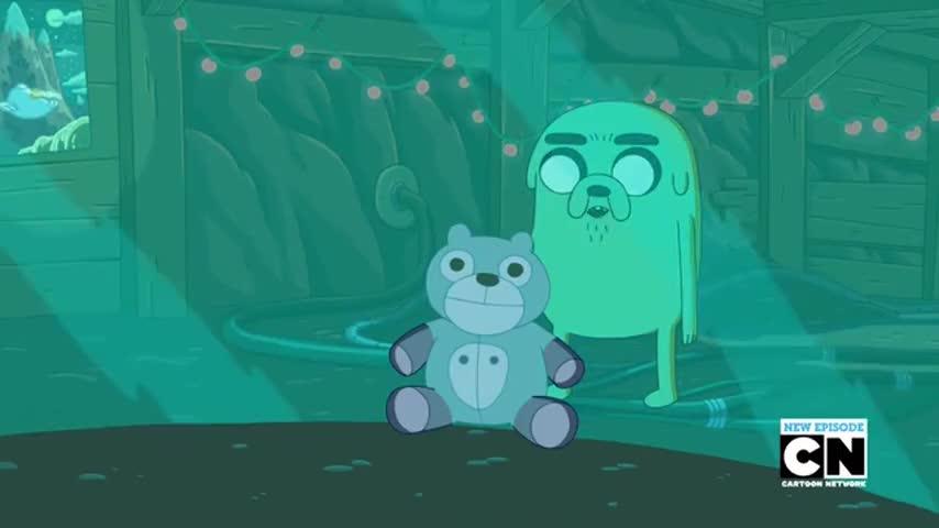 We been friends, Booboo.