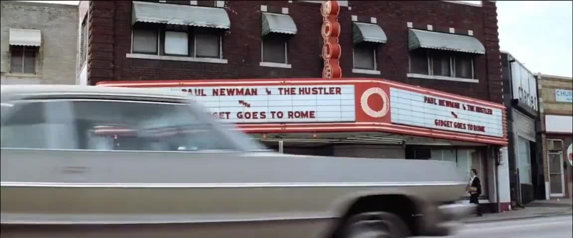 Paul neuman hustler