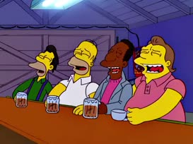 I won't drink at Moe's!