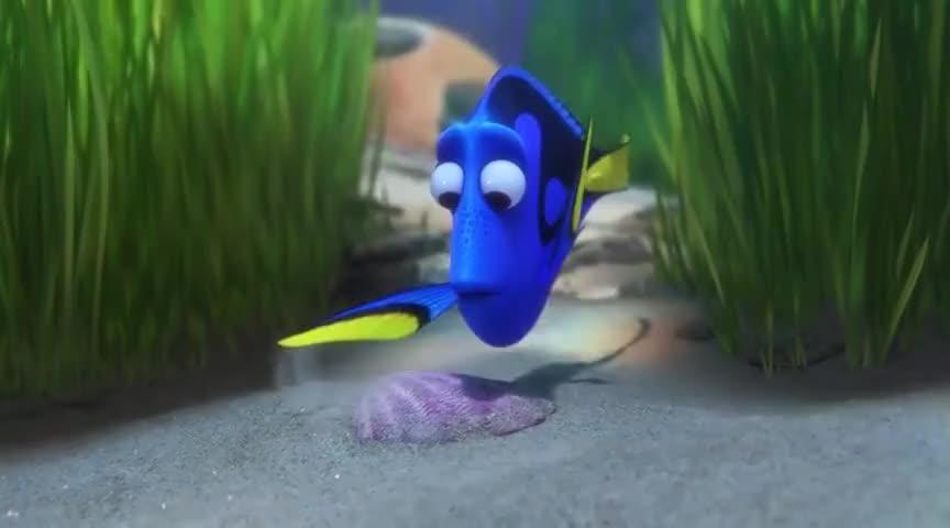 Yarn Mommy Loves Purple Shells Finding Dory 2016 Video