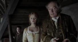 No, you must believe me. It was a horseman, a dead one. Headless.