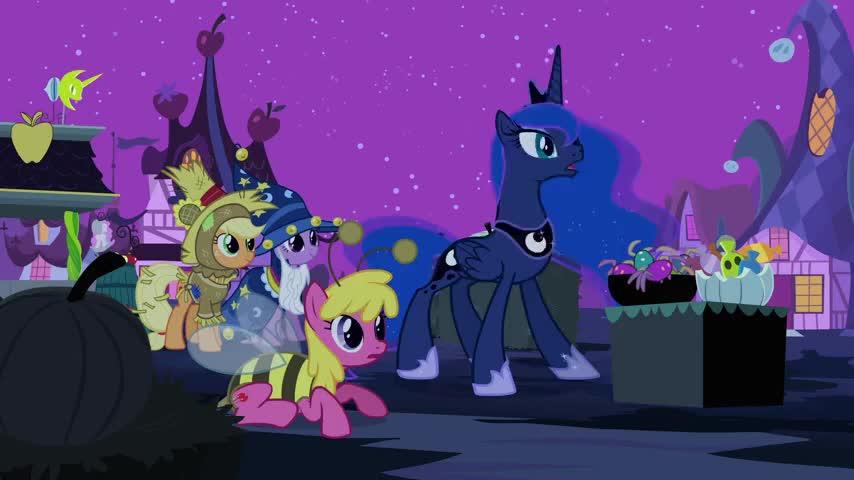 Ha! Your princess enjoys this... fun.