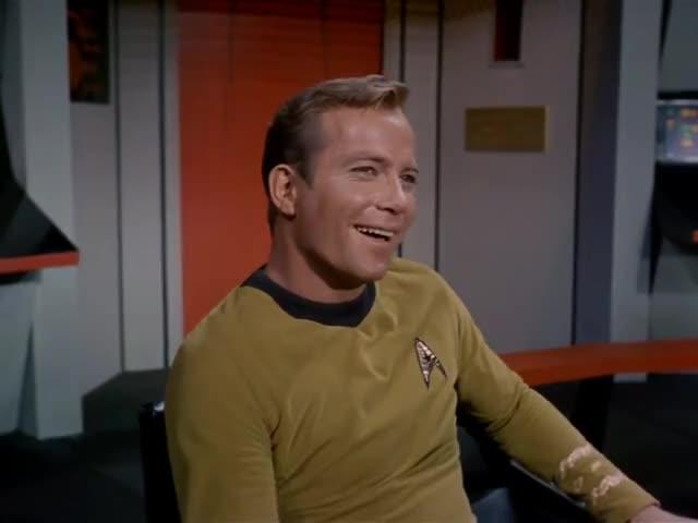 Ahead warp factor 1, Mr. Sulu.