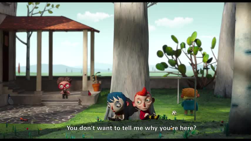"""Quiz for What line is next for """"My Life as a Zucchini [Official Subtitled Trailer, GKIDS]""""? screenshot"""