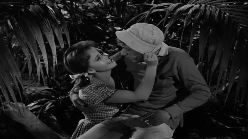 Gilligan, can't you be little more romantic?