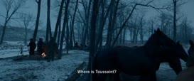 Where is Toussaint?
