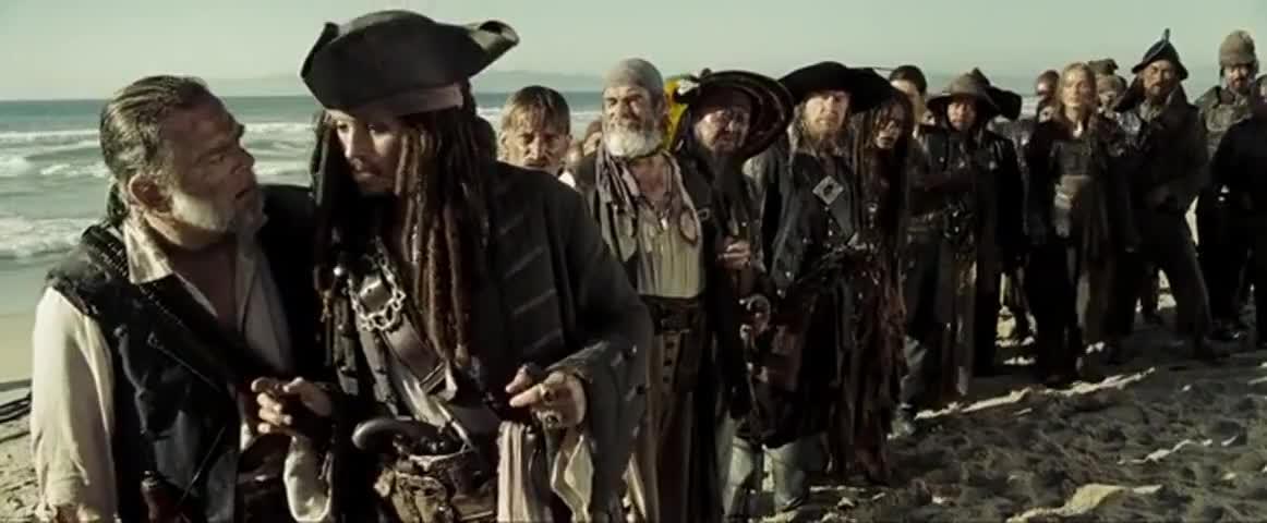 Quiz for Pirates of the Caribbean Quiz screenshot