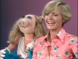 Piggy, Kermit and I are old friends, honest.