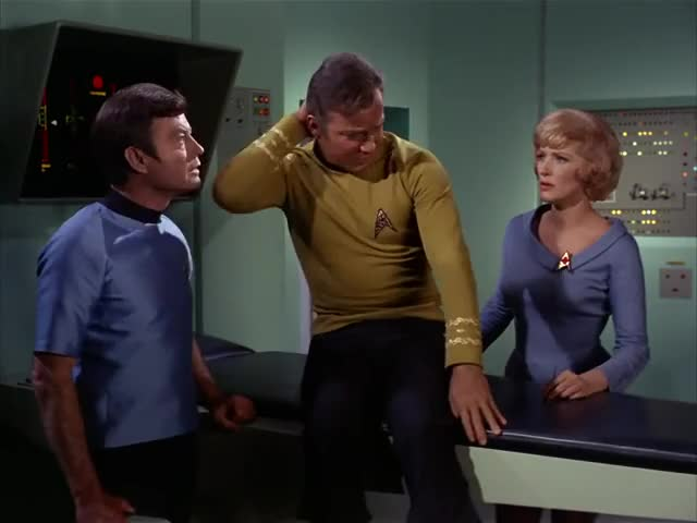 Clip image for 'That's the Vulcan death grip for you.