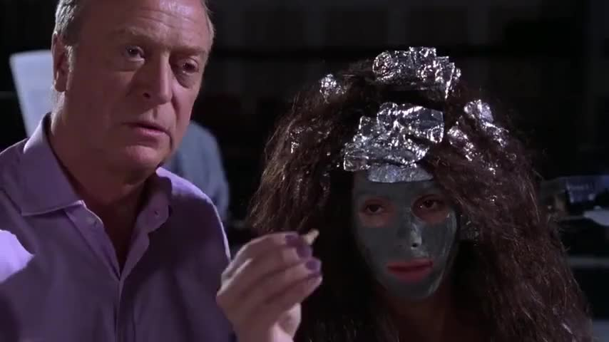 I don't need it. With all this foil, I'm getting HBO.