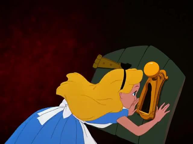 Alice, wake up! Please wake up, Alice.