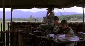 """Quiz for What line is next for """"Good Morning, Vietnam """"?"""