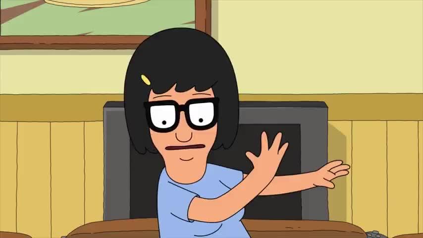 """Mm, Tina, don't say """"banged."""""""