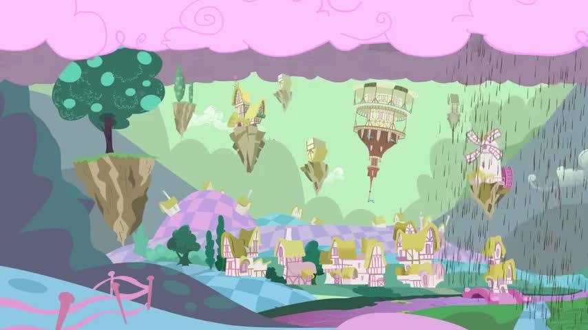 ...Ponyville!