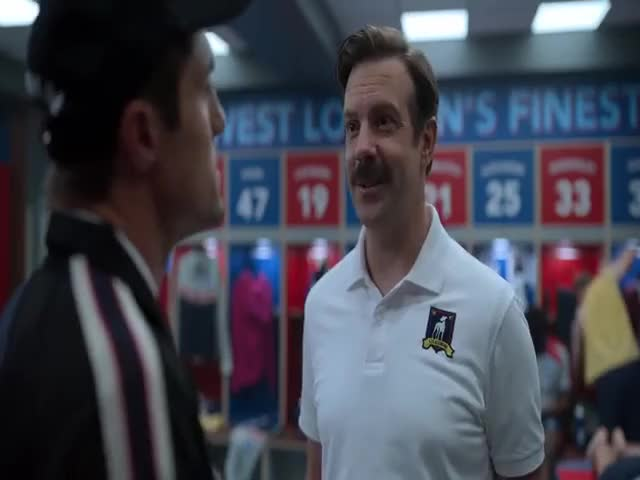 -He's part of the team, right? -Yeah, right, Coach. Yeah, yeah.