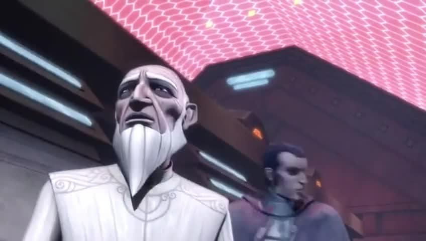[droids rumbling]