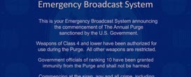 have been authorized for use during the Purge.