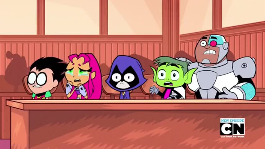 """Quiz for What line is next for """"Teen Titans Go! """"? screenshot"""