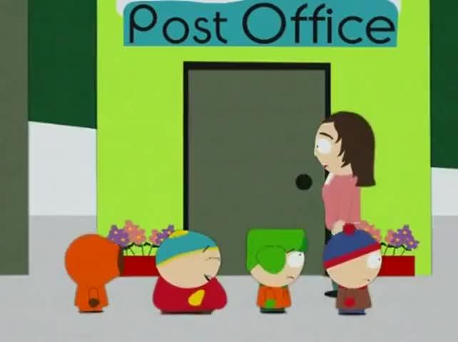 That is fucking stupid, Cartman!