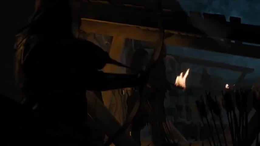 - Does nock mean draw? - No, Ser!