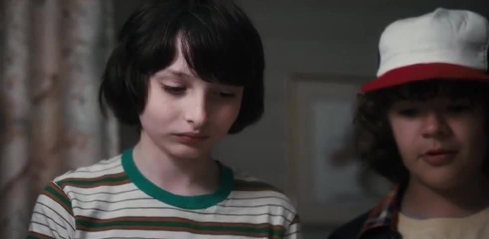 - Her name's Eleven. - Like the number?