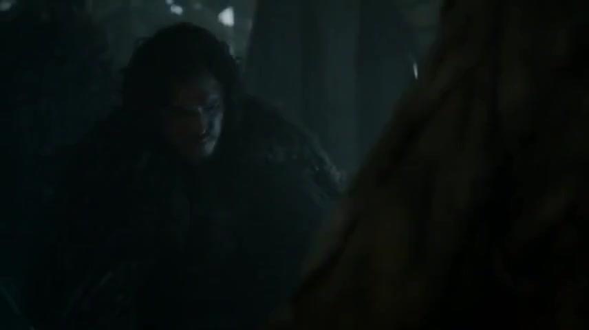 No, it's a proper northern drink, Jon Snow.