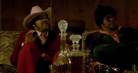 But, Black Dynamite, I sell drugs to the community.