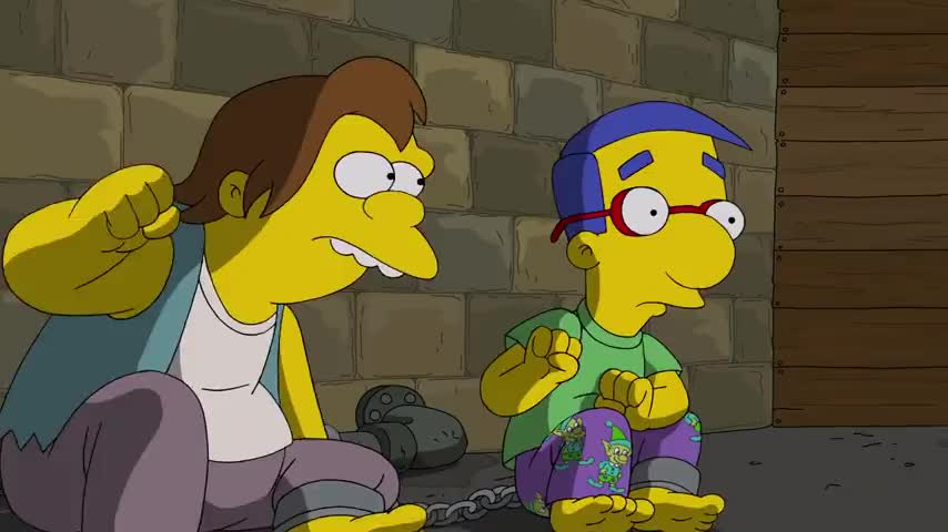Yarn   ¶ ¶ ~ The Simpsons (1989) - S30E04 Treehouse of